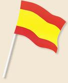 Flag 6x4 Spain