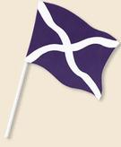 Flag 6x4 St Andrew