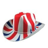 Cowboy Hat Union Jack