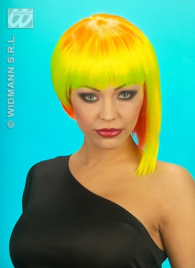 super popular 348ea 148a9 Neon Neo Punk Wig - The Party Store with so much MORE! Sanctos