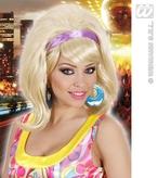 60s Mod Wig Blonde