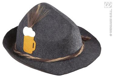 Bavarian Hat Deluxe Felt