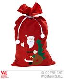 Decorated Santa Sack