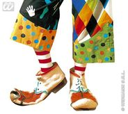 Latex Clown Shoes For Adults