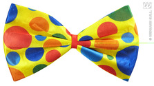 Clown Bowtie Large