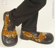 Leopard Character Shoes