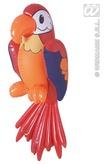 Inflatable Parrot 60cm