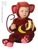 Baby Cutie Monkey Child Costume (1 2yrs)