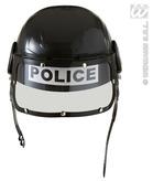 Riot Police Helmet Hard Plastic