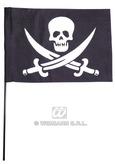 Pirate Flag On Stick
