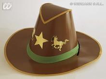 Cardboard Cowboy Hat