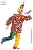 Funny Clown Adult Costume (Xl)