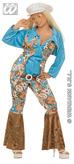 Deluxe Hippie Woman Adult Costume (Xl)