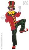 Deluxe Clown Adult Costume