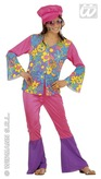 Hippie Girl Child Costume (11 13yrs)