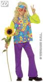 Hippie Boy Child Costume (11 13yrs)