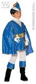 Blue Prince Child Costume (5 7yrs)