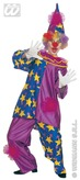 Star Clown Adult Costume