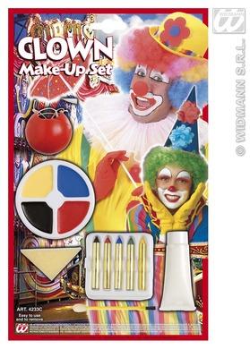 Clown Make Up Set