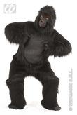 Gorilla Plush Adult Costume (One Size)