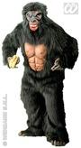 King Kong Plush Adult Costume (One Size)