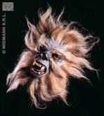 Ape Half Mask With Hair