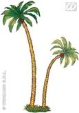 Giant Palm Tree Cutout Decoration