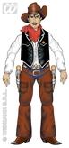 Cowboy Jointed Cutout