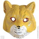 Childs Fox Mask Plastic