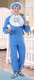 Baby Boy Adult Costume (Xl)