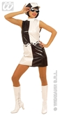 60s Chick Adult Costume
