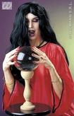 Wig Black Witch Amelia
