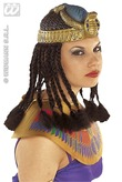 Cleopatra Headpiece With Plaits