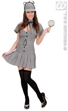 Detective Woman Adult Costume  sc 1 st  Sanctos & Detective Woman Adult Costume - The Party Store with so much MORE ...