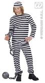 Convict Child Costume (11 13yrs)