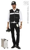 Fbi Crime Scene Investigator Adult Costume
