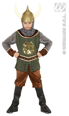 Viking Child Costume 11 13yrs
