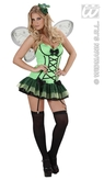 Green Butterfly Adult Costume