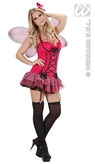 Pink Butterfly Adult Costume