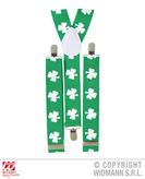 St. Patricks Day Shamrock Braces