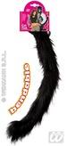 Plush Cat Tail Bendable