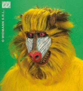 Baboon Mask Plush