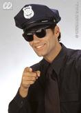 Police Hat Peaked