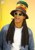 Buju Rasta Top Hat
