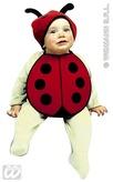 Baby Bug Bonnet & Bib