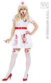 Infected Bloody Nurse Adult Costume (Xl)
