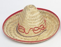 Sombrero Child Straw Hat