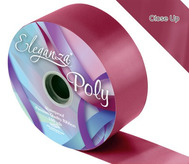 Florist Ribbon Burgundy 50mm X 91mts