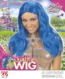 Fairy Wig W/Metallic Stars