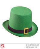 St. Patricks Felt Top Hat